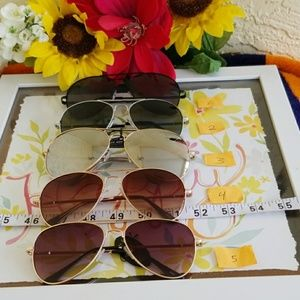 Accessories - Aviator sunglasses uv protection women